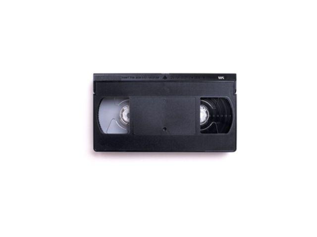 VHS / S-VHS / VHS-C / D-VHS
